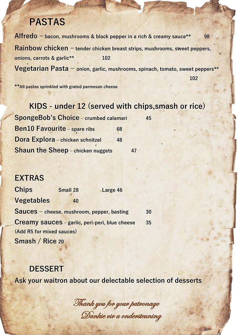 Zuidste Kaap Restaurant in Cape Agulhas